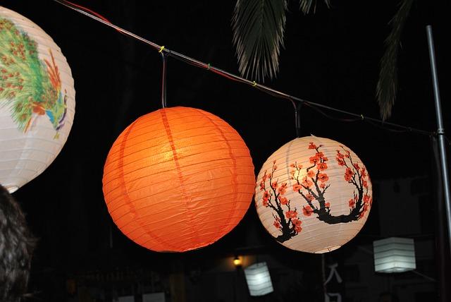 La boule japonaise transforme votre décoration